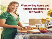Buy Home & Kitchen Appliances Online