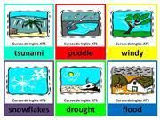 FLASHCARDS - WEATHER AND SEASONS