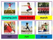 FLASHCARDS - MOVEMENT