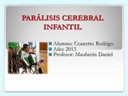 PARALISIS CEREBRAL INF