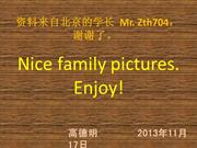 Nice Family Pictures.pps