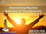Overcoming Nicotine Addiction in Your Recovery