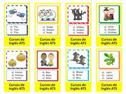 FLASHCARDS - PLURAL NOUNS