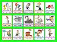 FLASHCARDS - PAST OF IRREGULAR VERBS