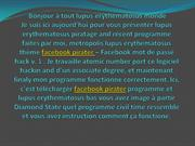 Facebook Pirater - Facebook mot de passe hack v.1