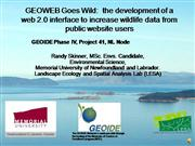 Geoide Phase IV, Project 41, NL Node