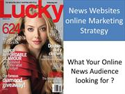 News Websites Marketing Strategy - EBriks Infotech