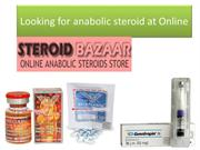 Looking for anabolic steroid at Online