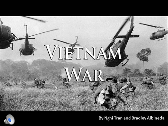 vietnam war |authorstream, Powerpoint templates