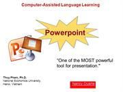 powerpoint- vocabulary