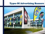Types Of Advertising Banners