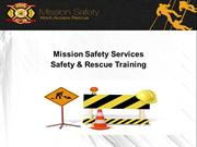 MissionSafety - Safety and Rescue Training