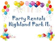 Party Rentals Highland Park IL
