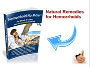 Jessica Wright : Hemorrhoid No More PDF-Book
