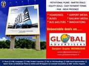 Global Advertisers Hoarding Advertising Agencies For Bus Stops
