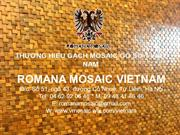2013 - Romana Mosaic - Ancient Wood Mosaic - Product Catalogue (1)