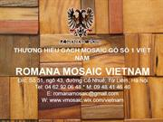 2013 - Romana Mosaic - Ancient Wood Mosaic - Product Catalogue (6)
