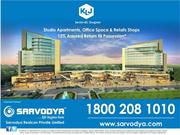 12% Assured Return Gurgaon| Retail Shops | 9910025066