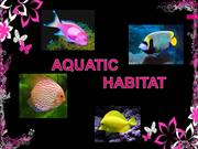 AQUATIC HABITAT