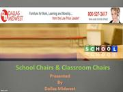 School Chairs & Classroom Chairs at reasonable Price