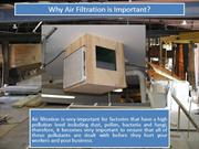 Why Air Filtration is Important