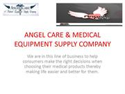 ANGEL CARE & MEDICAL EQUIPMENT SUPPLY COMPANY