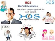 hair transplant clinic- HOS