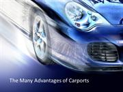 The Many Advantages of Carports