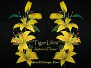 1-Autumn Flowers-2-Tiger Lily