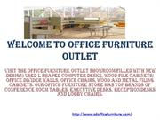 Welcome to office furniture outlet