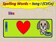 L 15_Spelling Words