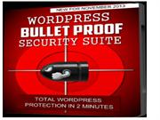 Wordpress Bullet Proof Security Suite 2013
