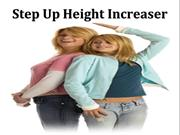 Step Up Height Increaser - Best Way of Increasing Step Up Height