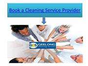 Book Online Cleaning Service Provider