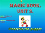 Pinocchio the Puppet