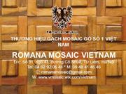 2013 - Romana Mosaic - Ancient Wood Mosaic - Product Catalogue (2)