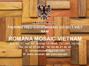 2013 - Romana Mosaic - Ancient Wood Mosaic - Product Catalogue (3)