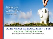 Elite Financial Planning PPT