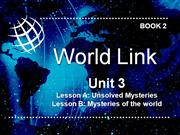 Wlink Unit 3 level 5