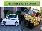 F&I Training Book at Online