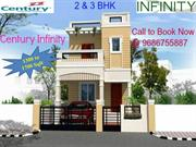 Book to Call Now @ 9686755887 - Century Infinity