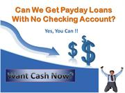 How Can an Instant Cash Loan Be Obtained?