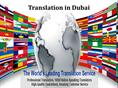 Language Interpreter in Dubai