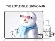 LITTLE BLUE SNOWMAN (2)