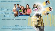 Distance Education India