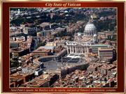 City State of Vatican- Delza (BR)