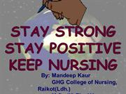 accountability & responsibility by Mandeep Kaur Lecturer at BFUHS