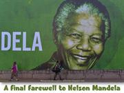 A final farewell to Nelson Mandela