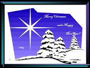 Merry Christmas&Happy New Year 2014