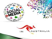 Social Media Development in Australia